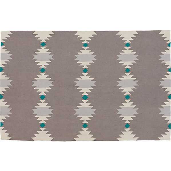 pines indoor outdoor rug 5 39 x8 39 cb2