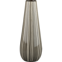 pinstripe vase
