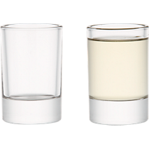piston shot glass