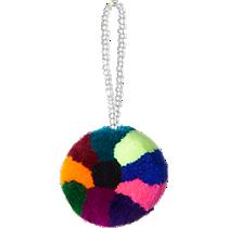 pom pon ornament