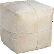pony up cream pouf