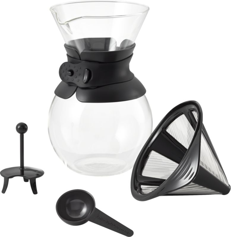 bodum pour over coffee CB2