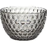 prismatic glass smoke bowl