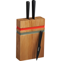 recess knife block