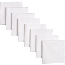 restaurant cocktail napkins set of eight