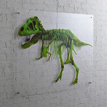 rex acrylic print