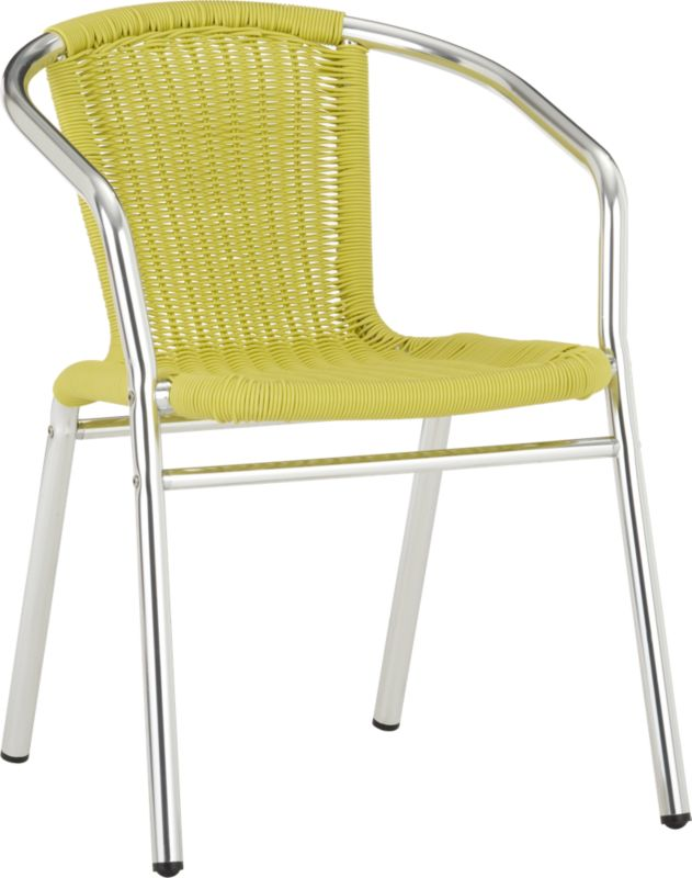 RexChairChartreuse3QS13
