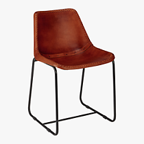 Modern bar stools and dining chairs dining room chairs cb2 - Cb industry chair ...