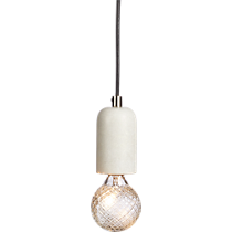 rock marble pendant lamp
