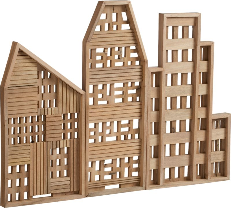 3-piece row house set