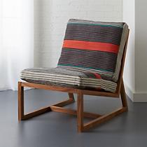 sidi lounge chair with cushions