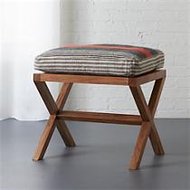sidi stool with cushion