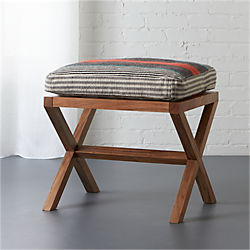 sidi stool with cushion
