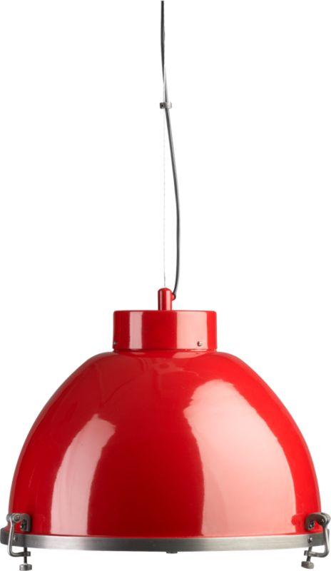 siren pendant lamp