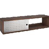 slide wall mounted shelf