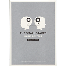 &quot;small stakes: music posters&quot;