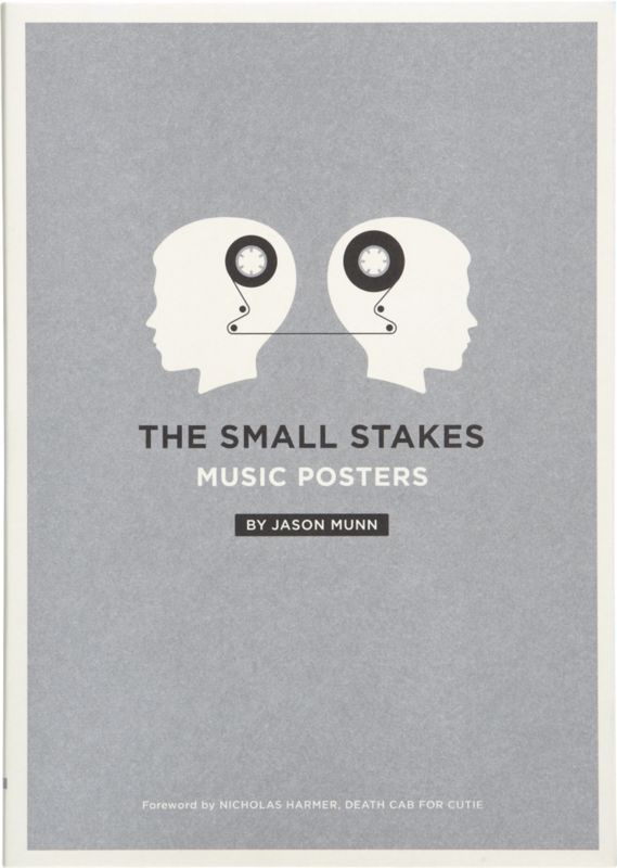 """small stakes: music posters"""