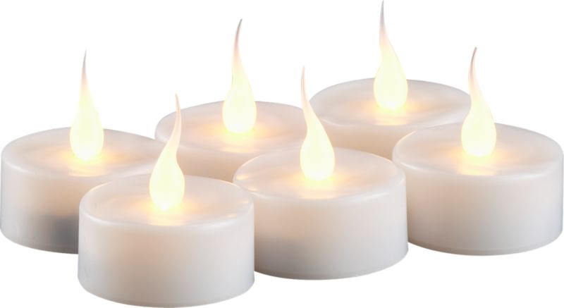 SmartCandleTealightS6F8