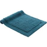 smith blue-green bath mat