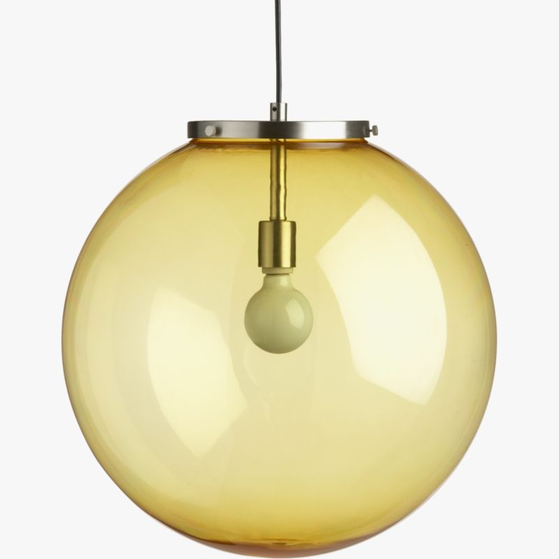 soneca pendant light