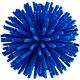 spur ball blue ornament