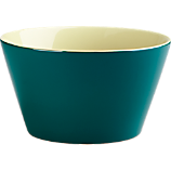 stack blue-green-yellow bowl