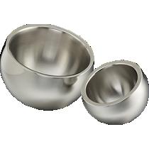 stainless steel snack bo