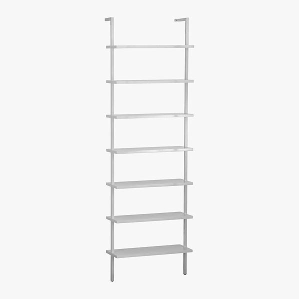 StairwayBookcaseWhite3QS12