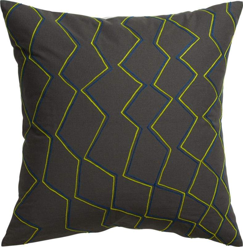 "static 23"" pillow"