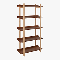stax bookcase