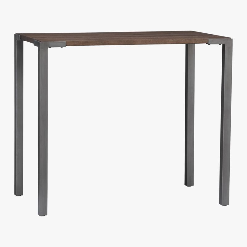 stilt high dining table
