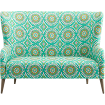 suitor joy loveseat
