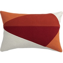 "sunny acres 18""x12"" pillow"