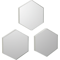 swarm mirrors set of 3 three