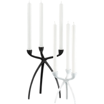 tri taper candleholders