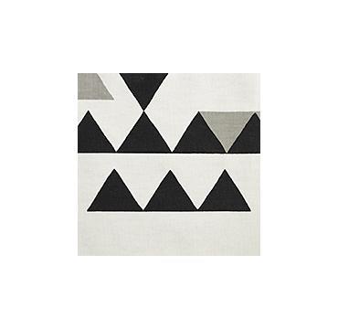 Triangle: White/Black/Grey