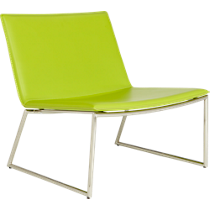 triumph green lounge chair
