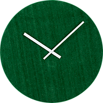 turf 30&quot; clock