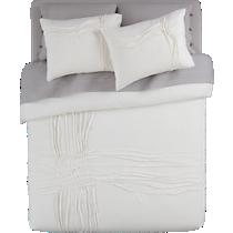 Modern colorful bedding modern duvet covers sheet sets for Transparent sofa cover