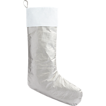 tyvek ® stocking silver