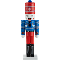 ugly sweater nutcracker