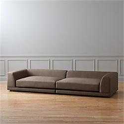 Modern Sectional Sofas Sectional Couches Cb2
