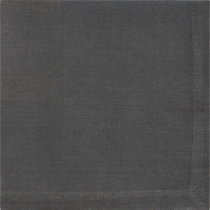 uno carbon linen napkin