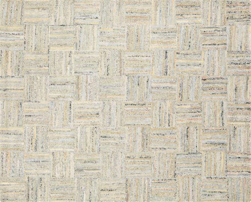upcycle rug 8'x10'