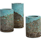 set of 3 urba planters