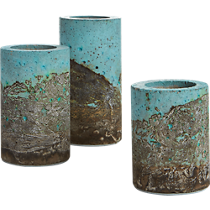 urba planters set of three