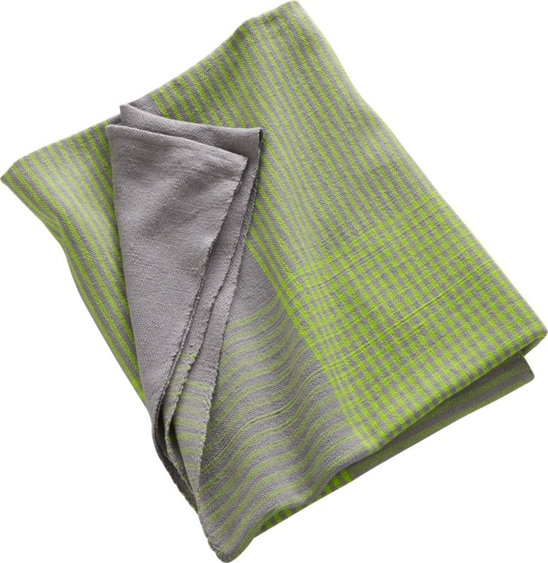 urban picnic plaid throw