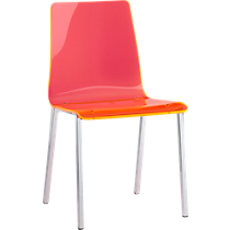 vapor neon chair