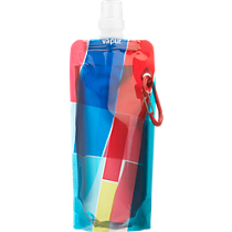 vapur rectangles water bottle