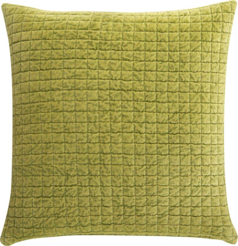 "velvet patch camo 23"" pillow"